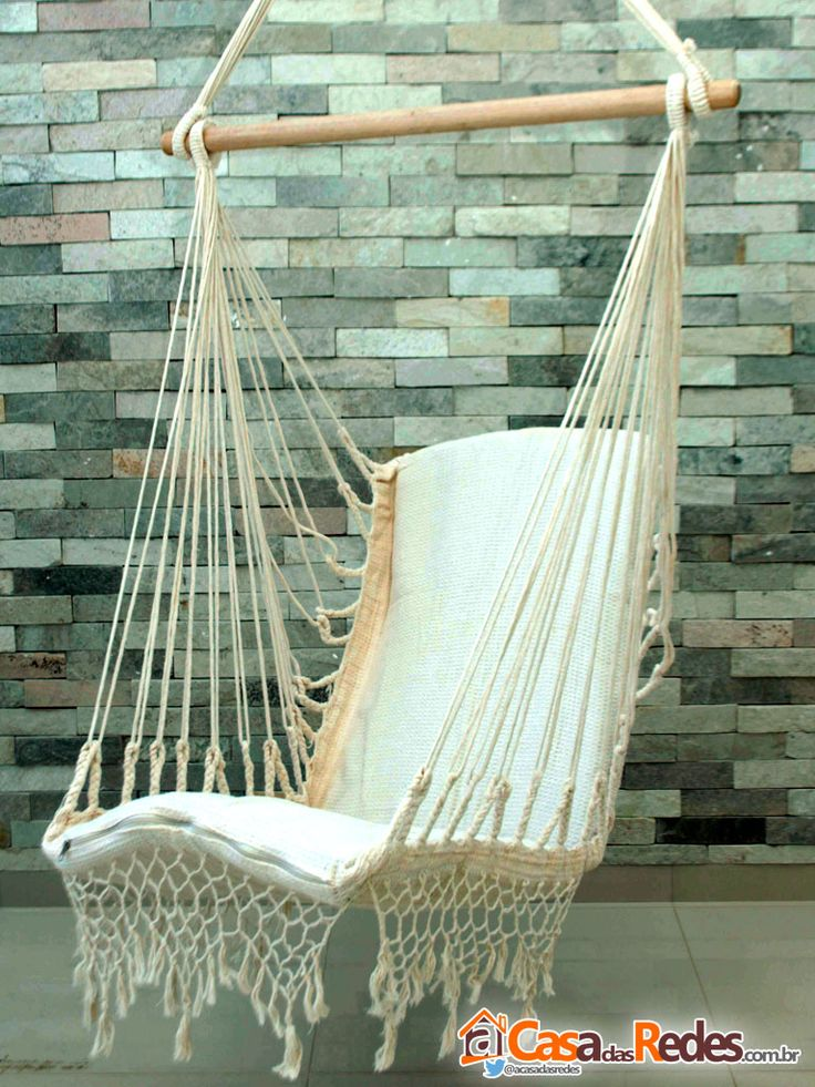 Rede Cadeira de Balanço para Teto