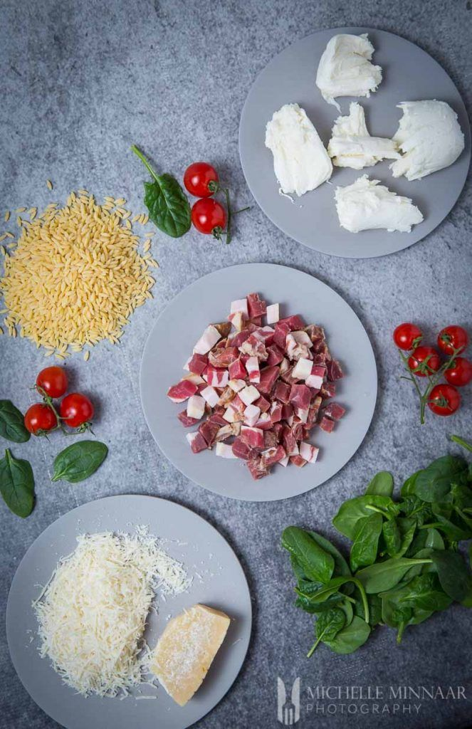 Ingredients Italian