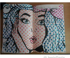 wreck this journal fill this page with circles - Google Search