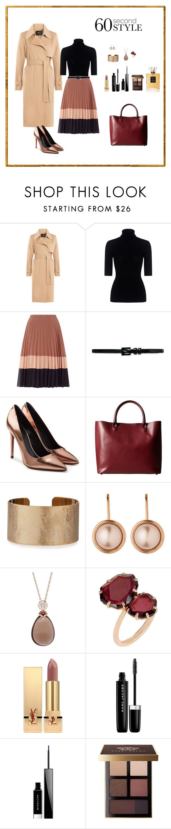 """Untitled #231"" by rachettal ❤ liked on Polyvore featuring Theory, Marissa Webb, Miss Selfridge, Ralph Lauren, Alexander Wang, Meli Melo, Panacea, Dyrberg/Kern, Lord & Taylor and Annoushka"