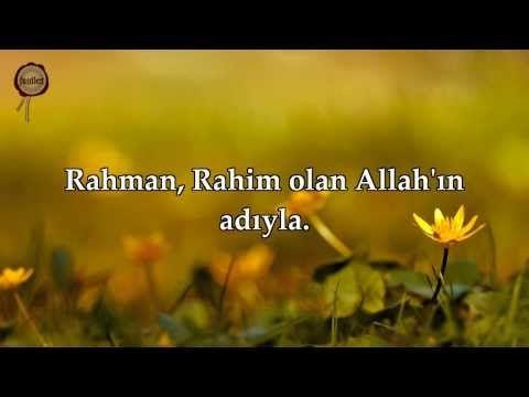 Fatiha Suresi - Mishary Rashid al Afasy