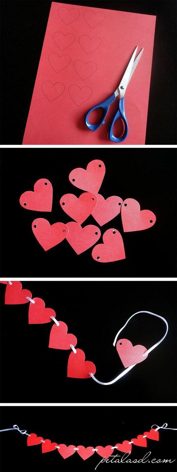 Decoração romântica e econômica para fazer o seu Dia dos Namorados mais especial! Acesse http://blogs.gazetaonline.com.br/homemadebyliv/2016/05/29/decoracao-para-dia-dos-namorados/