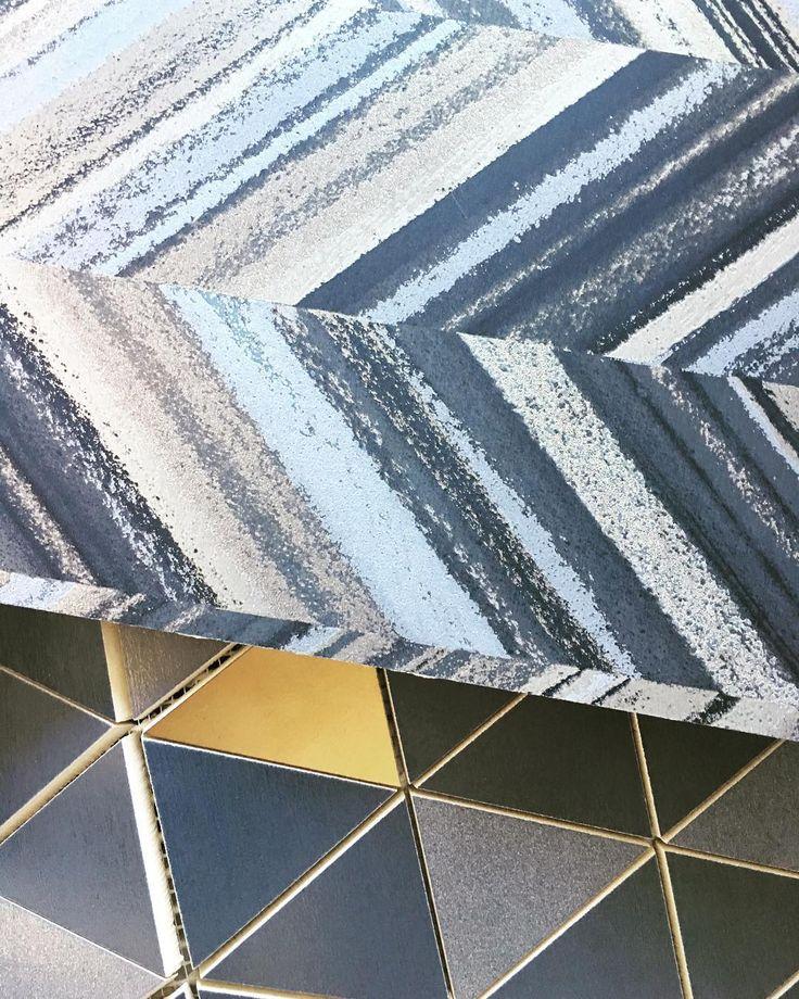 Tile sourcing how inspiring are these beauties be brave #interiordesign #tiledesign #commercialdesign #hardfinishsolutions #walldecor #custominteriordesign #ducksnest