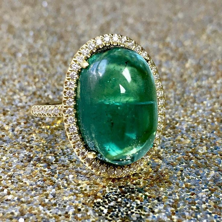 It's like candy, only better.  green tourmaline.
