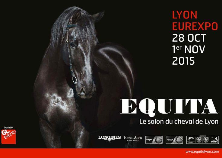Passionnés d'équitation, amateurs de la plus belle conquête de l'homme, le salon Equita vous attend! Du 28 octobre au 1er novembre à Eurexpo Lyon, cet évènement incontournable s'annonce comme le premier rendez-vous international lié au cheval, sous tous...