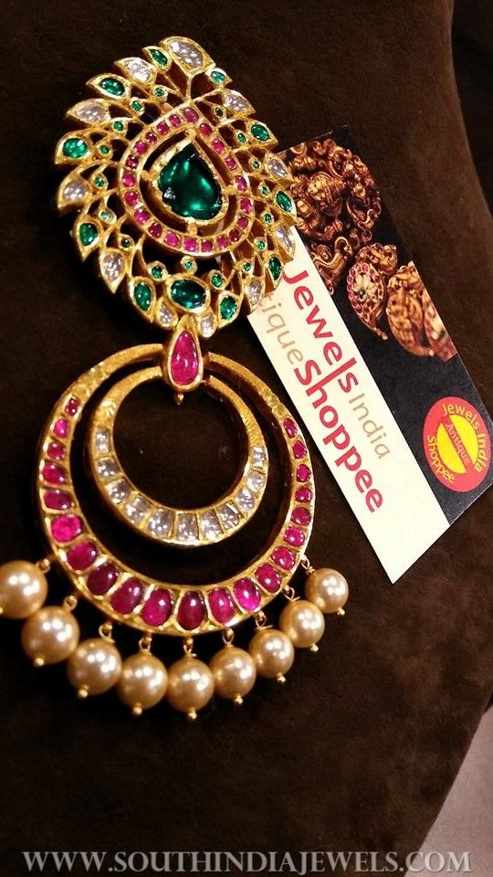 south-indian-antique-gold-jewellery-designs-2.jpg (540×960)