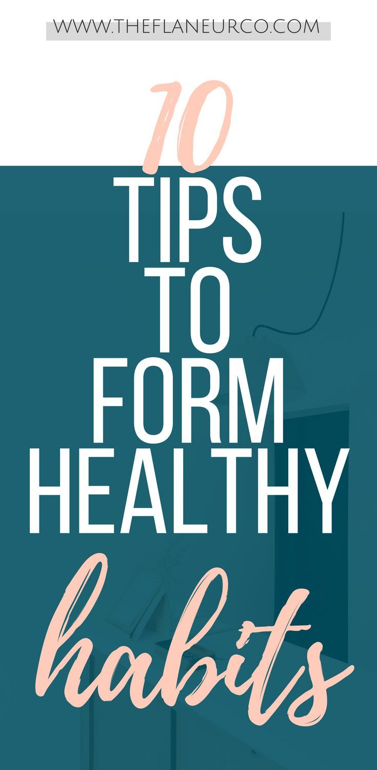 Healthy Habits: Tips to Form Habits You Dont Enjoy forecast