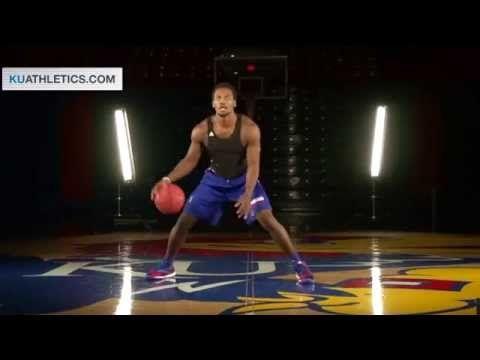 #KUDRIBBLE // Late Night in the Phog 2014 // Kansas Basketball