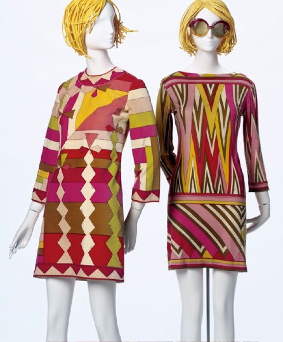 1960s Fashions by Pucci