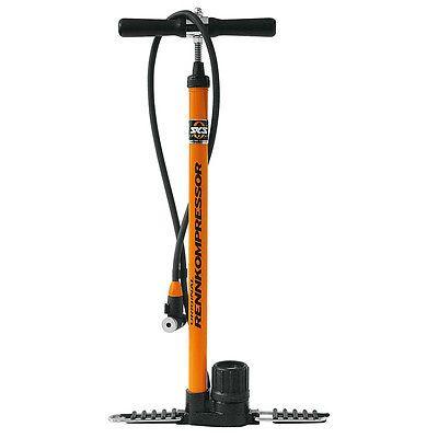 Pumps 22691: Sks Rennkompressor Bicycle Floor Pump (Orange) -> BUY IT NOW ONLY: $55.99 on eBay!
