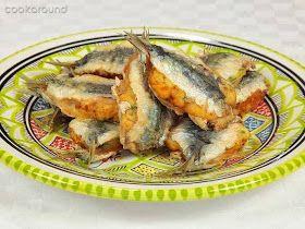 Recette 100% Tunisienne: recette Sardines Farcie