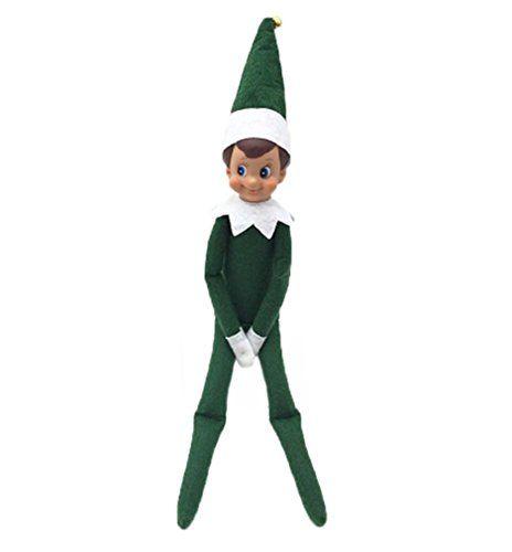 The Elf on The Shelf Plush Dolls