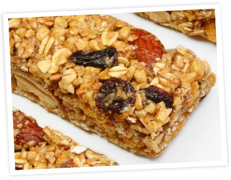Chewy Nut Bars | Healthy & Gluten Free Recipes