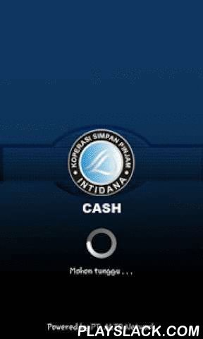 IntidanaCash  Android App - playslack.com , Intidana Cash adalah aplikasi uang elektronik yang memungkinkan Anda untuk melakukan berbagai transaksi transfer, Isi Pulsa,Pembayaran tagihan dan juga belanja di merchant yang sudah bekerja sama dengan Intidana.Semuanya langsung dari smartphone Anda, Dengan Intidana Cash dapat menjadikan transaksi Anda lebih Mudah, Nyaman dan Cepat. Fasilitas Intidana Cash • Transfer antar INTIDANA Cash • Transfer ke rekening bank • Top up hp prabayar • Bayar…