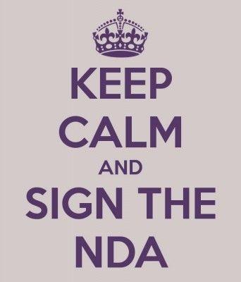 Oltre 25 fantastiche idee su Non disclosure agreement su Pinterest - data confidentiality agreement
