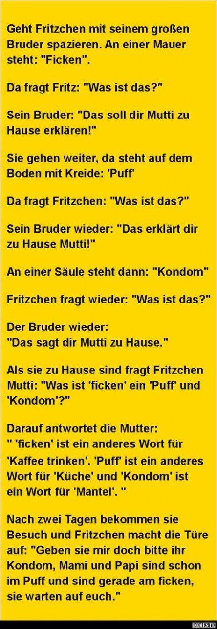 58+ trendy humor deutsch pervers #humor   Fritzchen witze