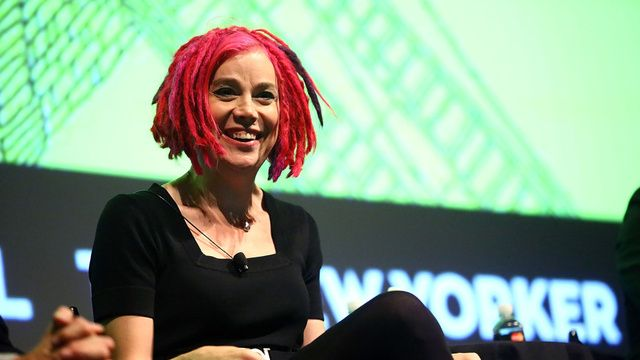 Watch Lana Wachowski's Moving Speech About Her Transgender Experience