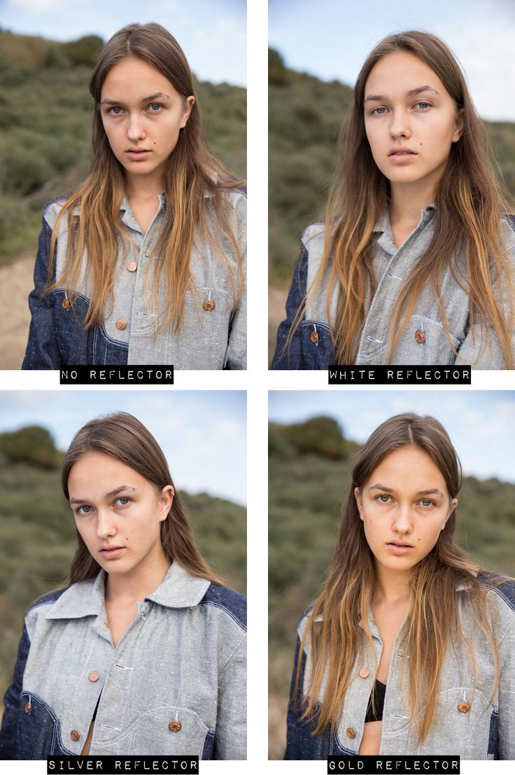 How To Use A Reflector For Better Portraits