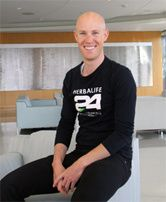 John Heiss PhD, the athlete and scientist behind Herbalife24 READ HIS STORY IN MY BLOG!