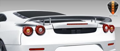 2005-2009 Ferrari F430 2DR Eros Version 1 Duraflex Body Kit-Wing/Spoiler. SKU 107732. For more info give us a call at 714.614.6087, M-F 10AM-5PM (PST) or check out our site expressaerokits.com #expressaerokits #eak #f430 #Ferrari #FerrariF430 #bodykit #bodykits
