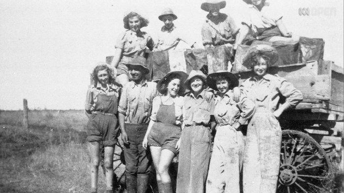 Australian Women's Land Army - History (10)