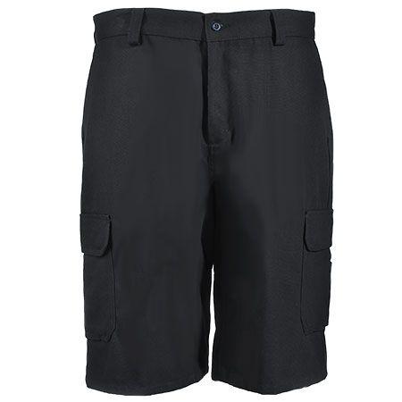 Wrangler Workwear Men's Black WP90 BK Functional Canvas Shorts