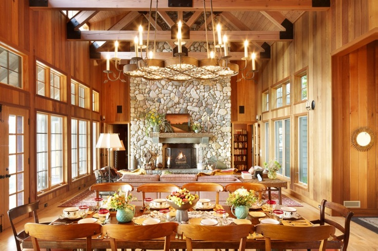Rustic Living Room By Studio Sofield By Architectural: 135 Best Rustic Great Rooms Images On Pinterest