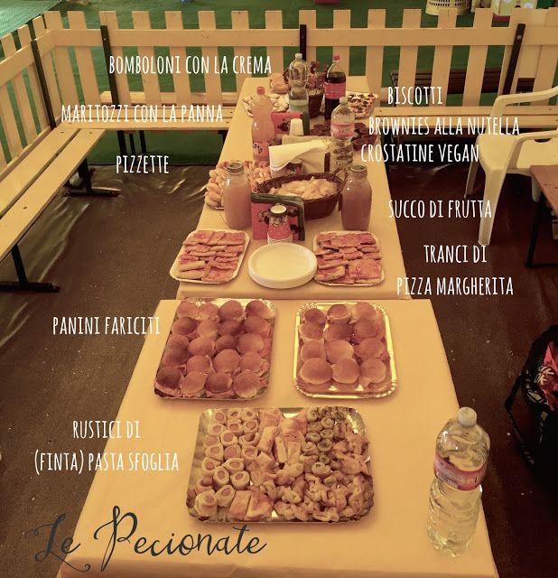 Festa fai da te: inviti, idee menù e qualche suggerimento per organizzare il tutto | www.lepecionate.com
