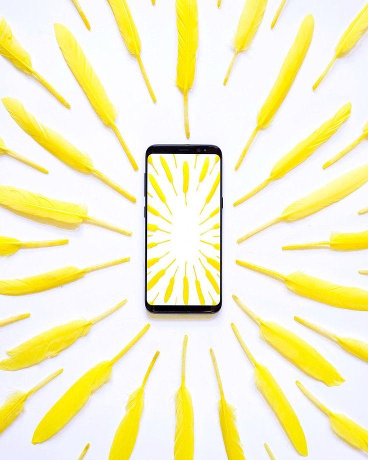 Infinity #Ayellowmark  For #GalaxyS8 . . #liberailtuosmartphone #GalaxyS8Stories . . .