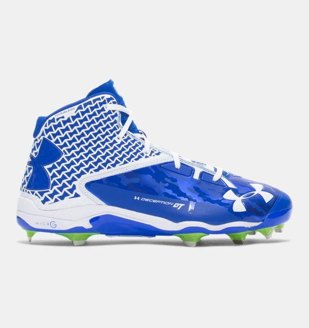 These baseball cleats are perfect for making sharp turns on third base to  make it home