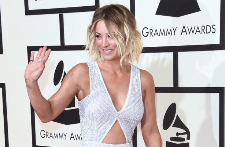 Kaley Cucuo hair Grammy 2016