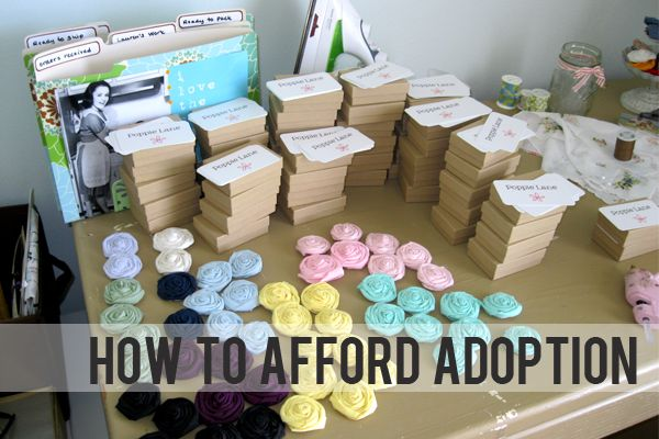 "One of the greatest concerns for families who are considering adoption is the financial cost. One of the most common phrases I hear is, ""We would love to adopt, but it's just so expensive that there's no way we could afford it!"" I understand this sentiment - adoption really is expensive! But today…"