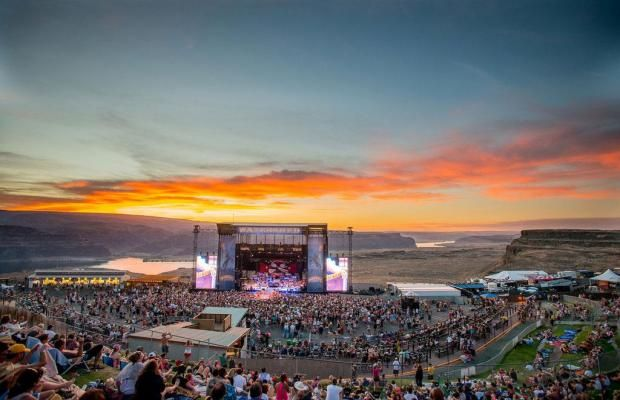 11 Reasons Why The Gorge Amphitheatre Is One Of The Best Concert Venues In The Country