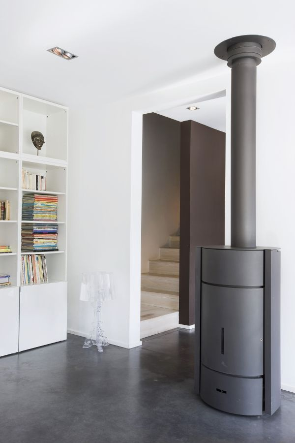 Stûv @ La Hulpe (Belgium), architecte : De Sorgher, photo : Laurent Brandajs