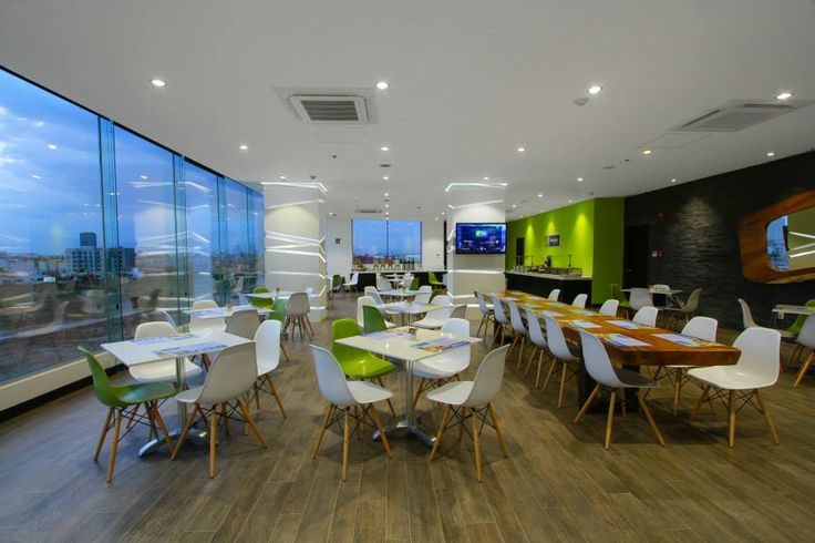 Desayunador Holiday Inn Express & Suites Angelopolis