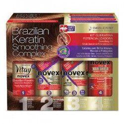 Embelleze Novex Queratina Brasileña Kit
