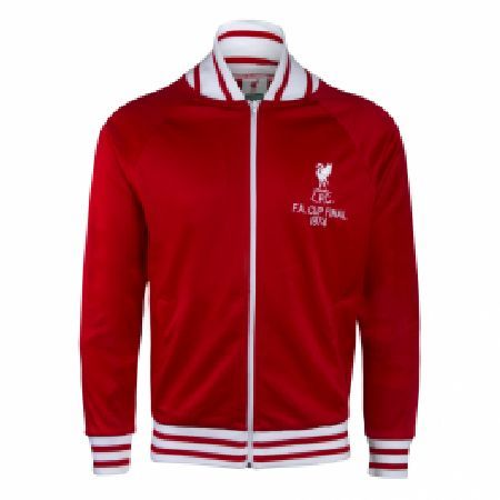 LIVERPOOL 1974 FA Cup Final Track Top Liverpool 1974 FA Cup Final Track Top http://www.MightGet.com/may-2017-1/liverpool-1974-fa-cup-final-track-top.asp
