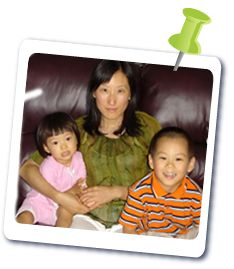 Hi, I am Carrie Shan, mom of two lovely kids. My 2nd child Angelina had an allergic reaction to synthetic fibers and the polyester filled bedding also made her sweat a lot at night. This caused me to begin researching natural, eco-friendly and sustainable fibers for my daughter's sake.