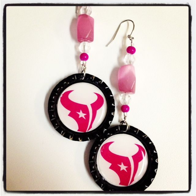 #Texans - Battle PINK!! Call or email to order: 2817998046 krgum@sbcglobal.net