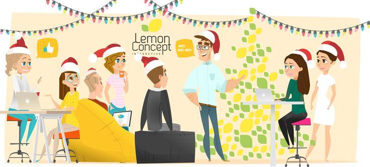 Lemonowe Święta :)