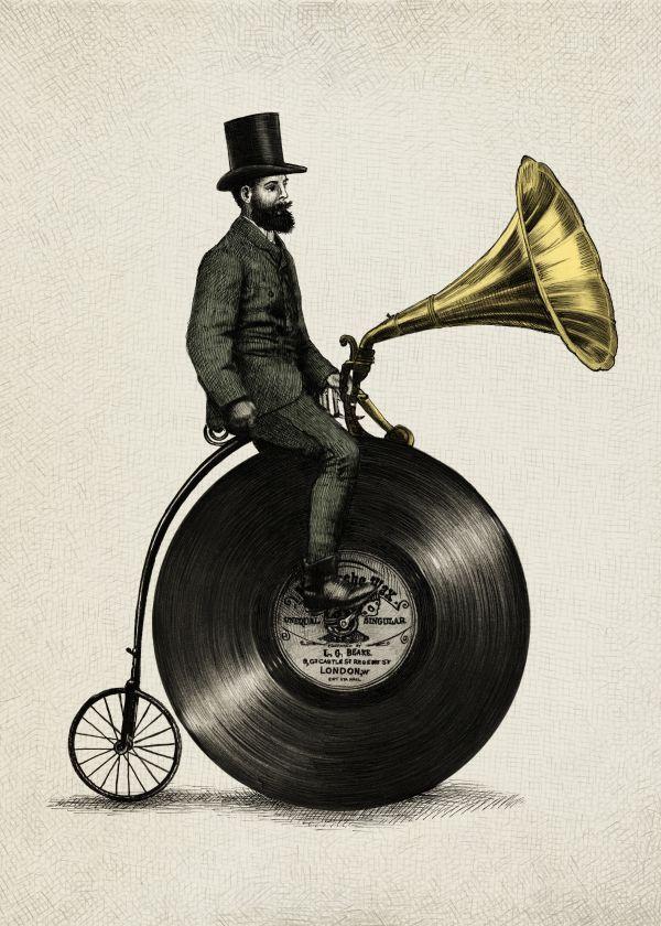 Music Man by Eric Fan
