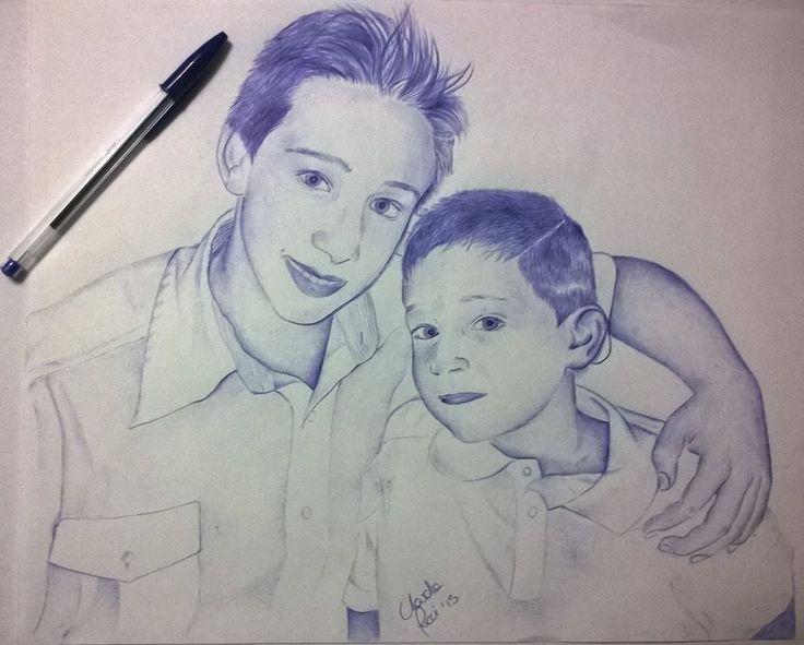 Alessandro e suo fratello