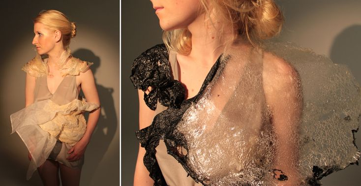 Bio-Couture - Blogs - Fashioning Technology