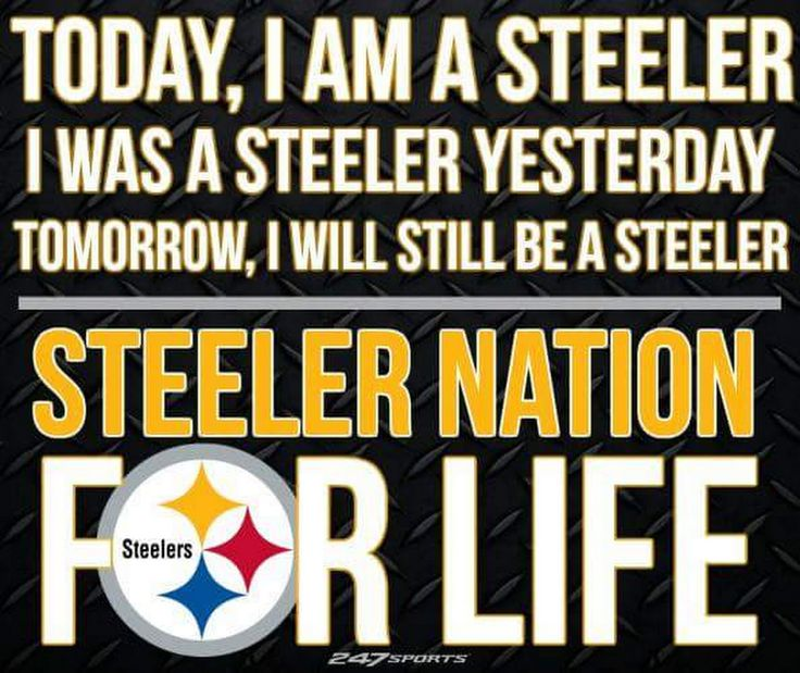 Most Definitely A Die Hard Ride or Die Steelers Fan 4 Life!!!!!! Happy Happy Friday Steelers Nation Family Enjoy The Weekend Make It A Good 1 & Be Safe.... - Shanel Steele - Google+