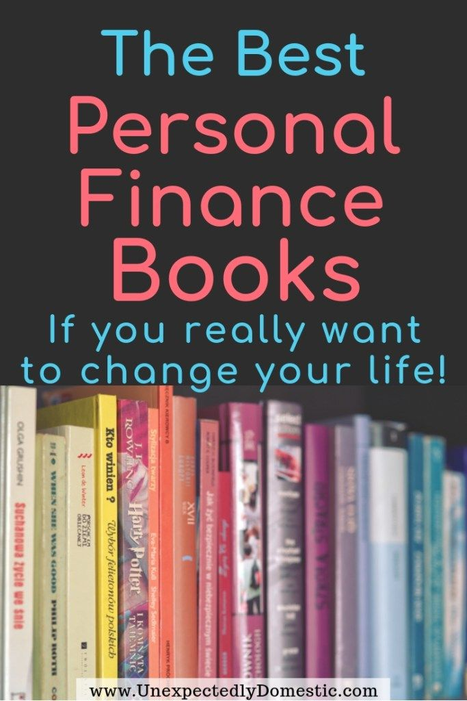 The Best Personal Finance Books Of All Time For When You Really Want To Change Your Life Personal Finance Books Finance Books Personal Finance