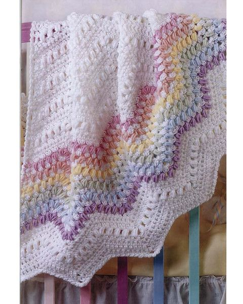 Picture of Learn to Crochet Ripple Afghans