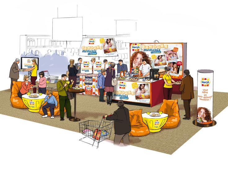[HARRYS] Une campagne autour des moments de consommation des produits [projet].