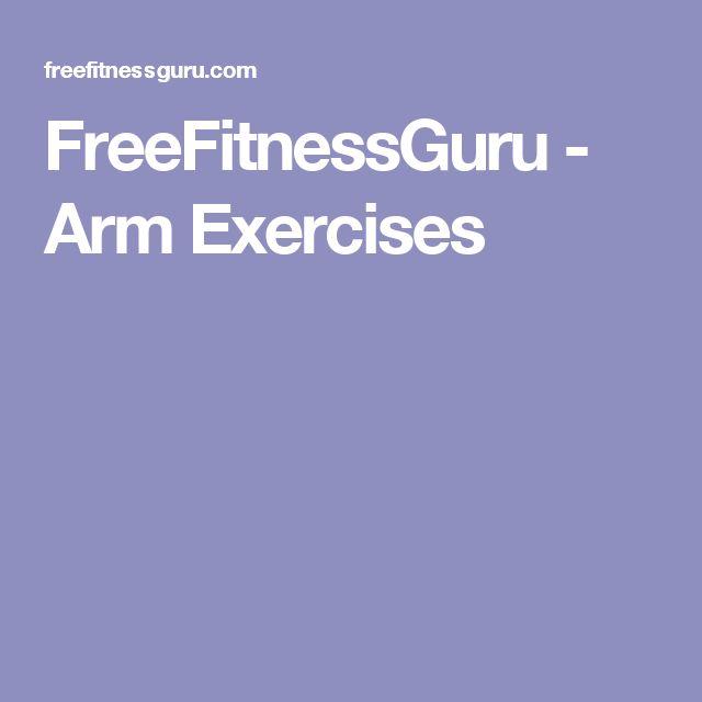 FreeFitnessGuru - Arm Exercises