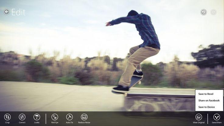 Adobe Photoshop Express screen shot 4