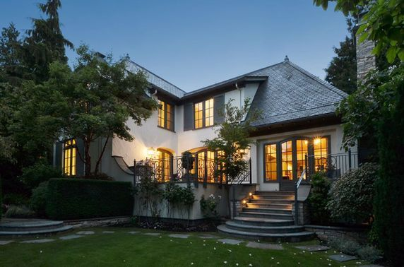 17 best images about vancouver homes on pinterest canada for Luxury french real estate